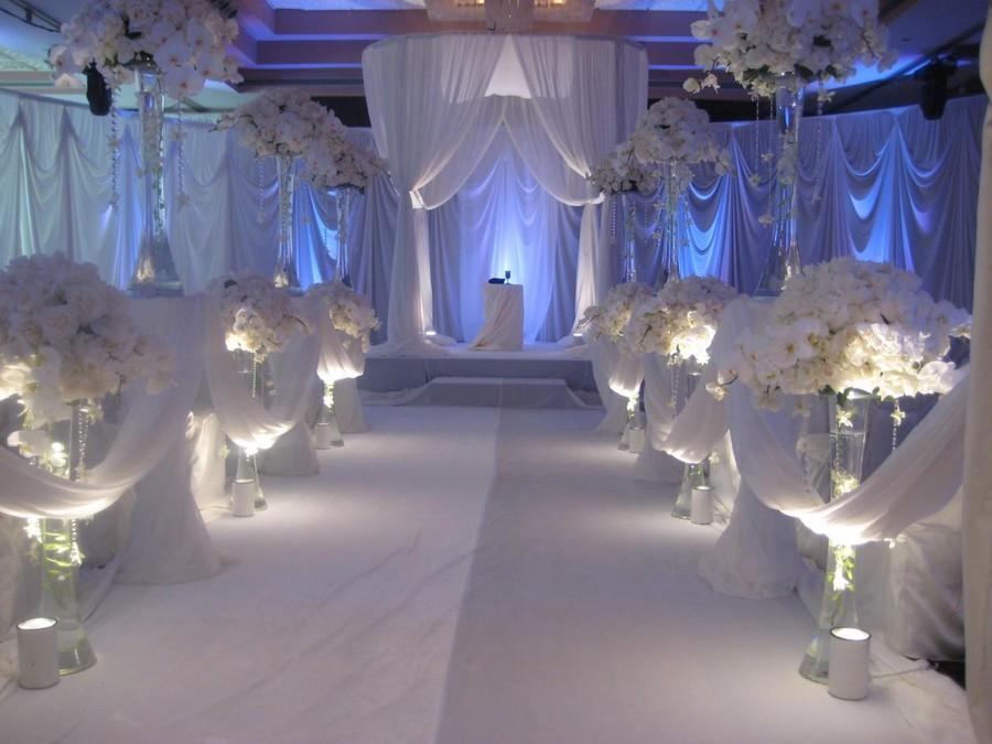 Свадебные украшения декор